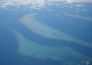 Breat Barrier Reef From the Air