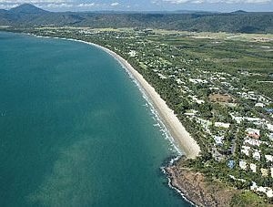 Aerial View Port Douglas
