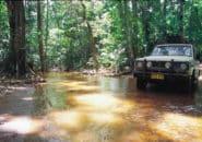 4WD Cape York