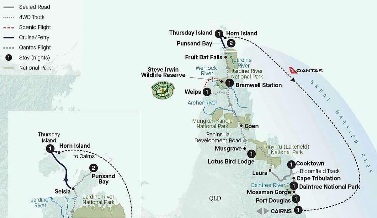 GOCY11 Map
