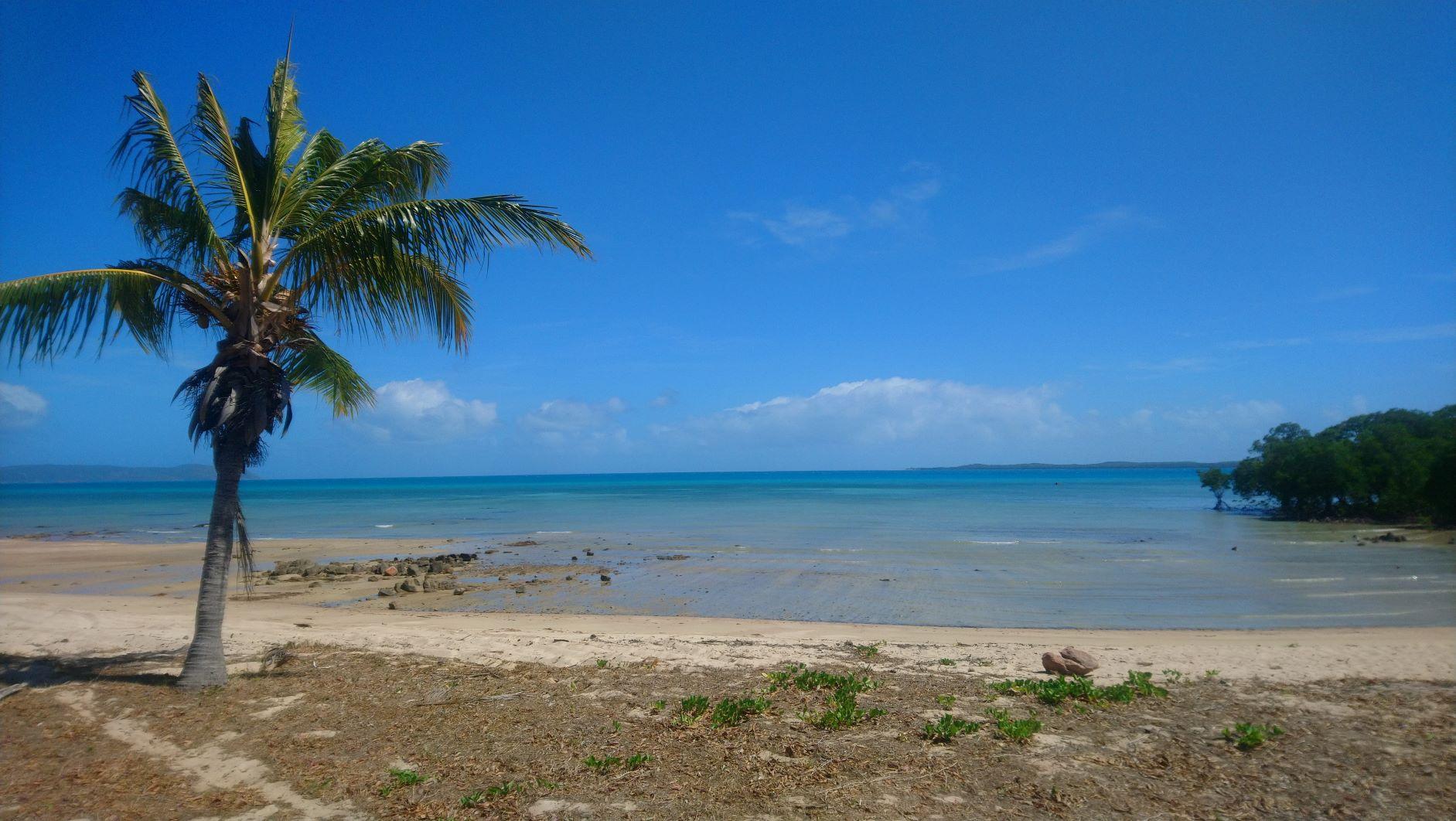 Horn Island beach