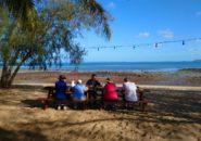 Loyalty Beach breakfast