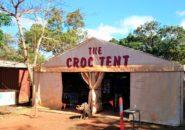 Tip Tour Croc Tent