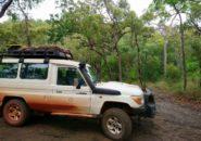 Vehicle mud