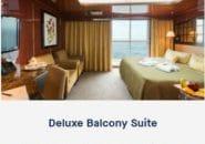 MS Caledonian Sky Deluxe Balcony Suite
