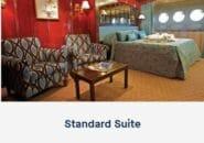 MS Caledonian Sky Standard Suite